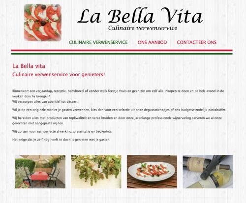 La Bella Vita Culinair