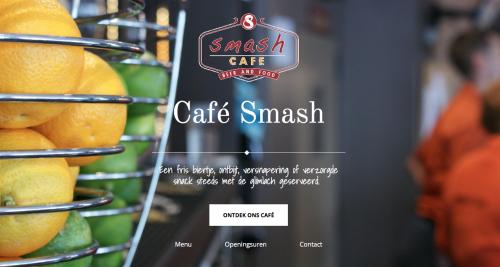 Café Smash