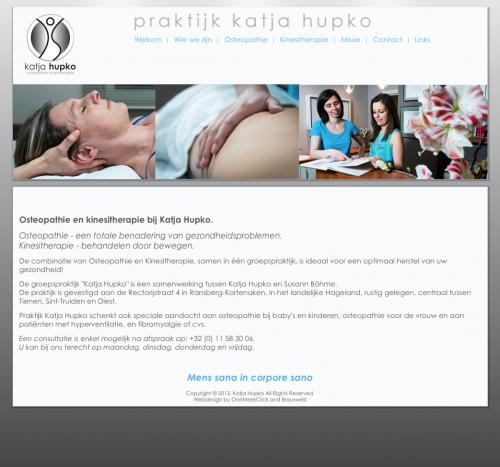 Praktijk Katja Hupko